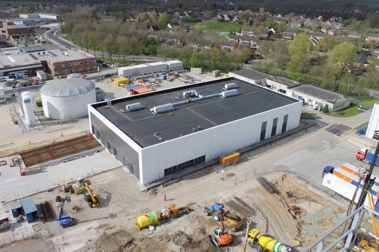Pallatiseergebouw FrieslandCampina - VIB Isolatietechniek